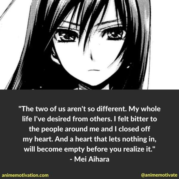 15 Heart Breaking Anime Quotes That Will Make You Think