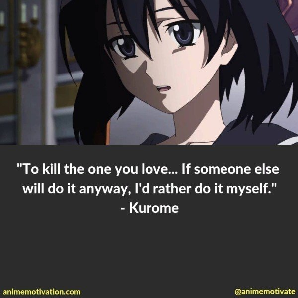 26 Akame Ga Kill Quotes That Will Make You Emotional All Over Again 1