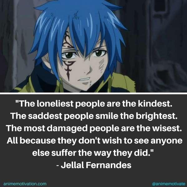 Jellal Fernandes Quotes