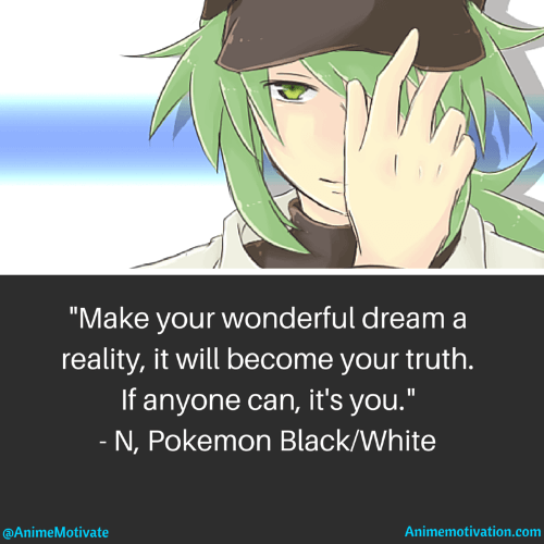 inspirational pokemon quotes anime fans will love