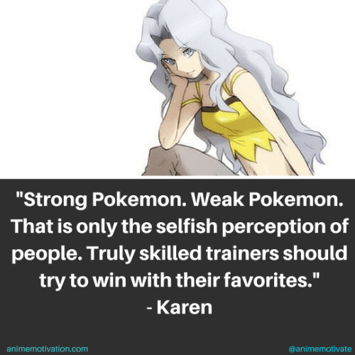 Inspirational Pokemon Quotes