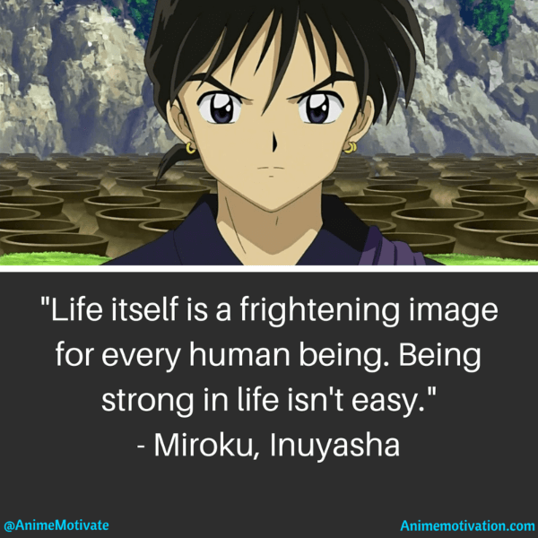 2 Miroku Quotes From Inuyasha That Prove He Has A Good Heart