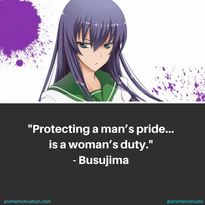 Busujima Quotes E1470220676596