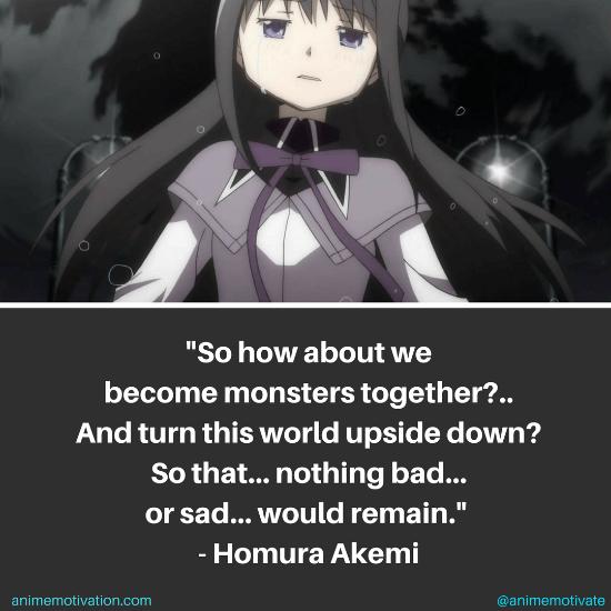 Homura Akemi Quotes 8