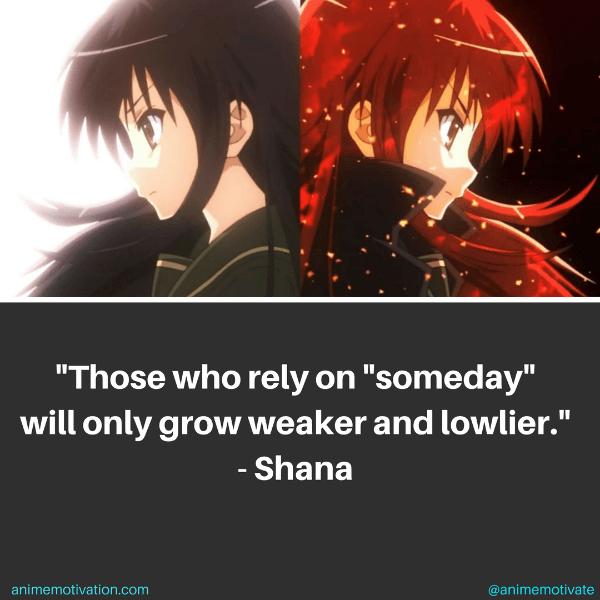Shana quotes