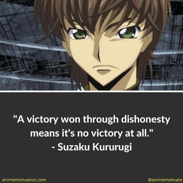 Suzaku Kururugi Quotes