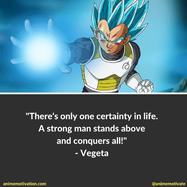 inspirational vegeta quotes