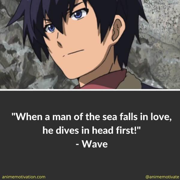 3 wave quotes
