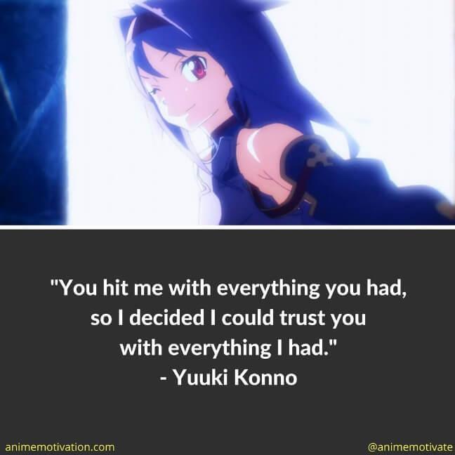 Yuuki Konno Quotes