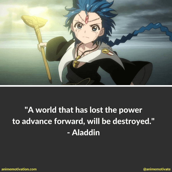 7 Thought Provoking Aladdin Quotes From Magi Kingdom Of Magic