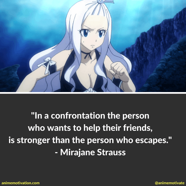 Mirajane Strauss Quotes