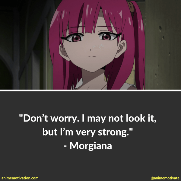 3 Morgiana Quotes From Magi That Prove She's A Warrior