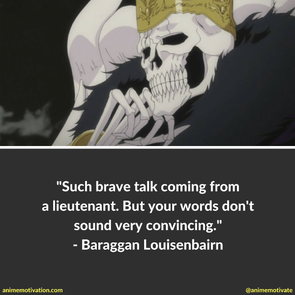 17 Baraggan Louisenbairn Quotes Bleach Fans Won't Forget