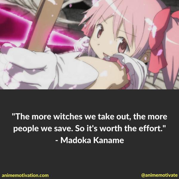 Madoka Kaname Quotes 10