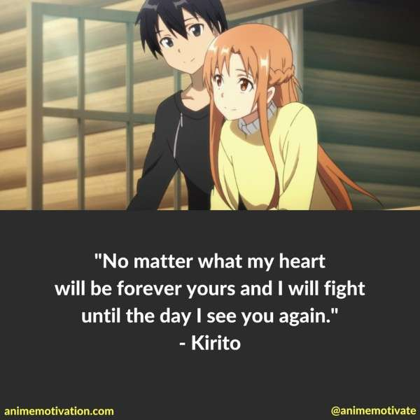 12 Of The Greatest Kirito Quotes From Sword Art Online