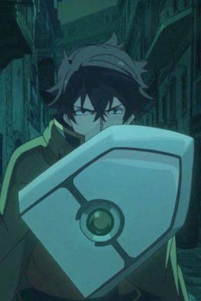 naofumi iwatani shield