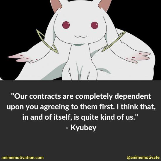 kyubey quotes madoka magica 1