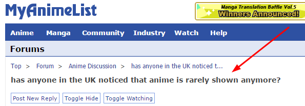 Why Anime Is Not Popular In The UK Compared To USA & Japan