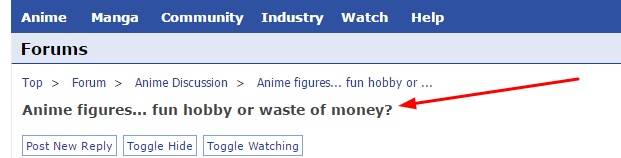 Is Anime Merchandise Really Expensive?