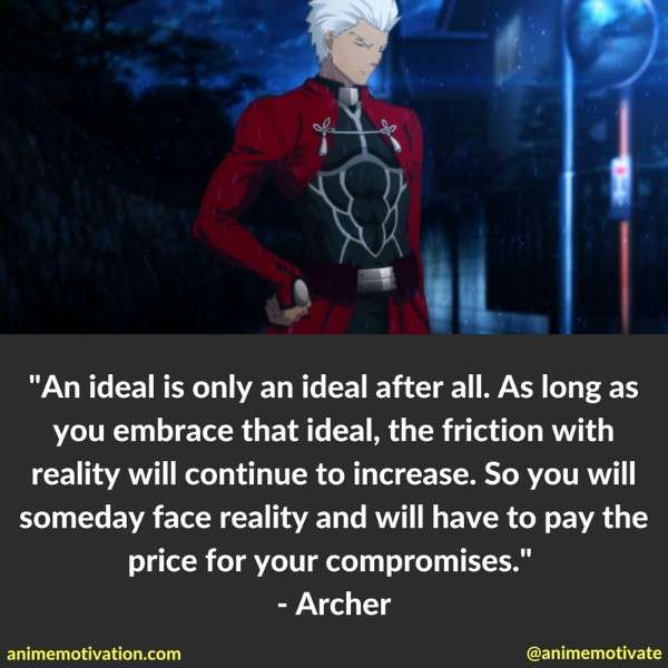 Archer Quotes Fate Stay Night 6