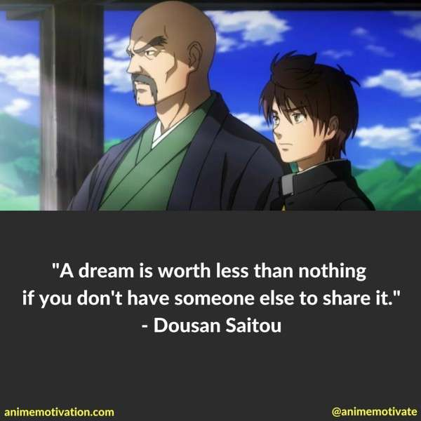 50 Of The Best Motivational Anime Quotes You'll Love!
