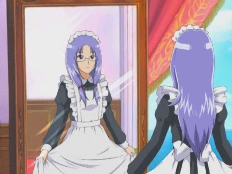 36 Purple Haired Anime Girls
