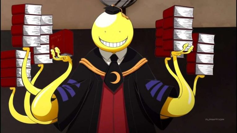 Koro Sensei School Teacher