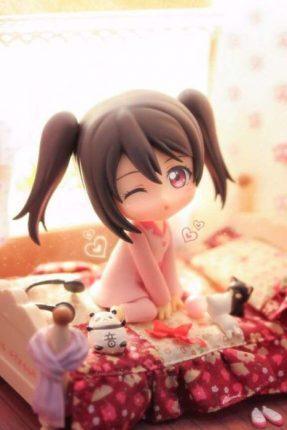 Nico Yazawa Nendoroid Winking 1