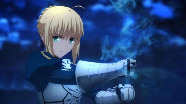 Saber Fate Stay Night 1