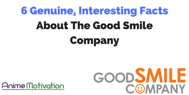 What Is The Good Smile Company