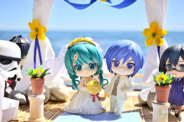 Beach Party Nendoroid 1