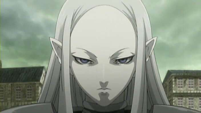 25 Of The Absolute Best Anime Girls With White Hair