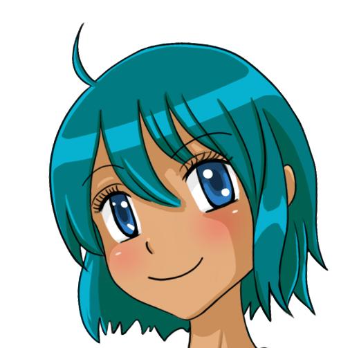 Anime Motivation Headshot 3