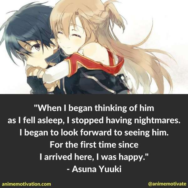 7 Asuna Yuuki Quotes From Sword Art Online That You Can Relate To