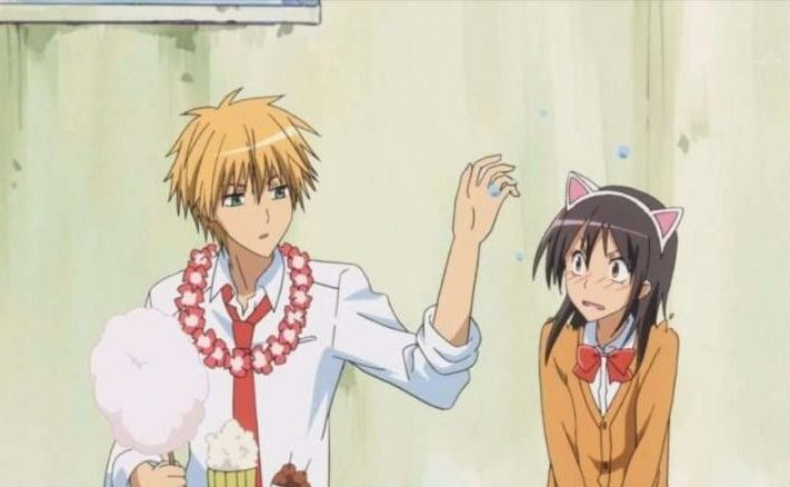Maid Sama anime e1588416407490