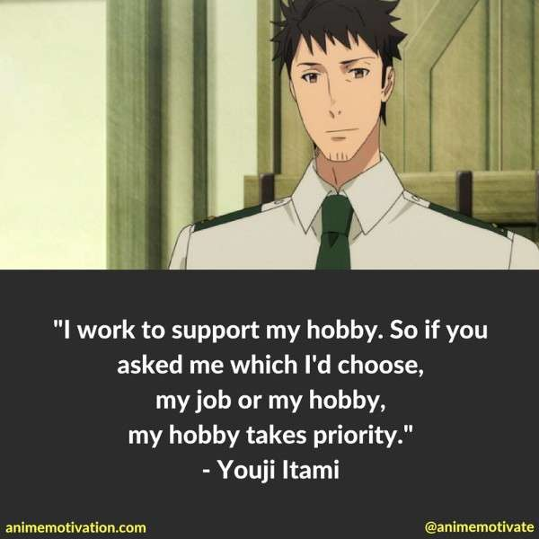 Youji Itami Quotes 1