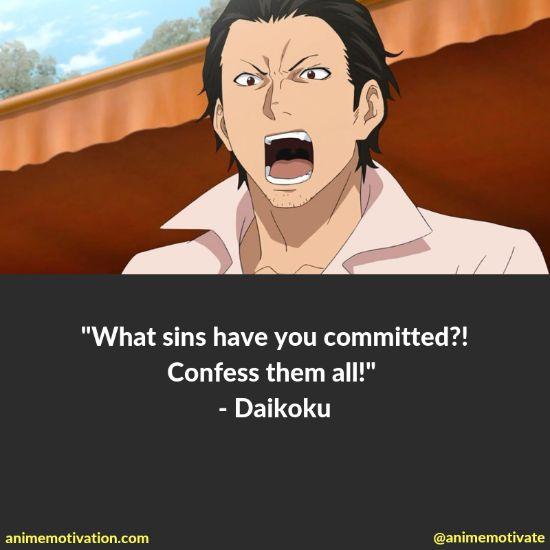 daikoku quotes noragami