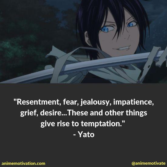 yato quotes noragami 2