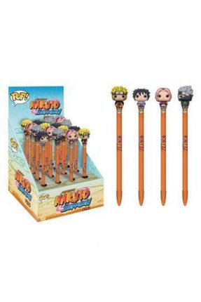 Classic Naruto POP Homewares Pens Toppers Display