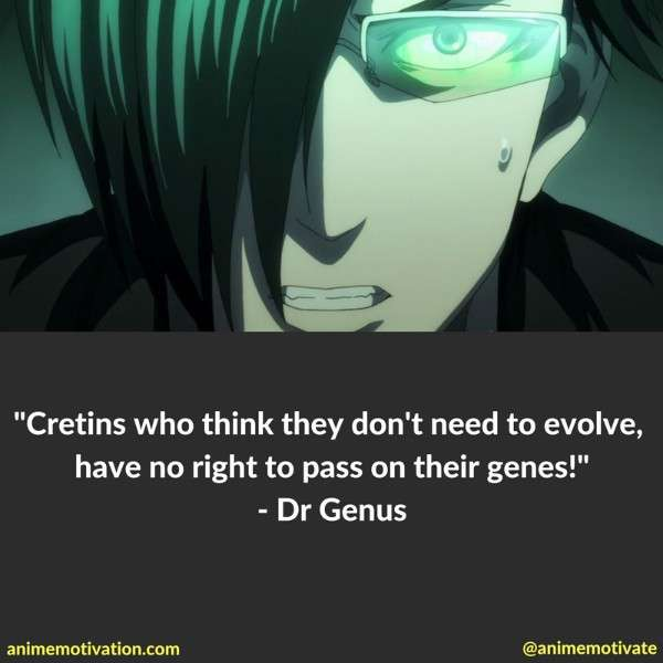 15 Of The Mightiest Anime Quotes From One Punch Man