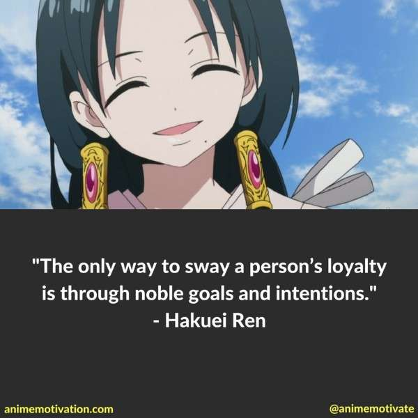Magi Anime Quotes You'll Love From The Series