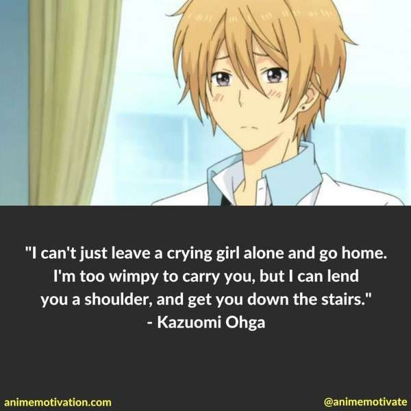 12 Of The Most Meaningful ReLife Anime Quotes