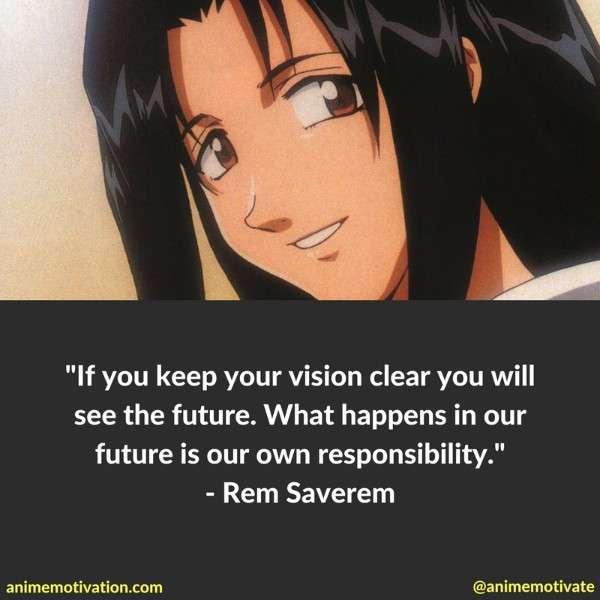 Trigun Anime Quotes