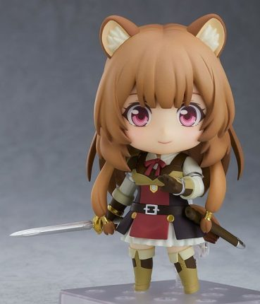 4580416908467 figure raphtalia the rising of the shield hero nendoroid primary