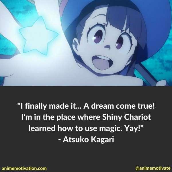 Atsuko Kagari Quotes