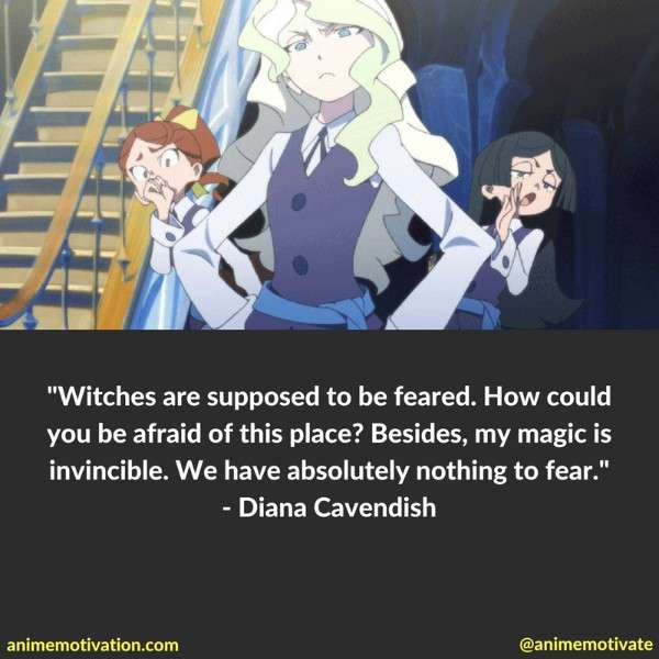 32 Funny, Inspirational Quotes From Little Witch Academia