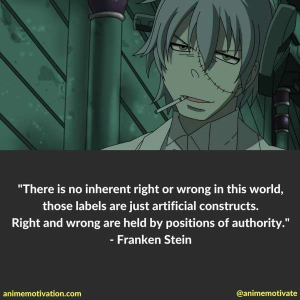 soul eater anime quotes