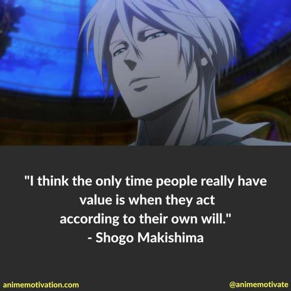 31 Of The Greatest Psycho Pass Quotes