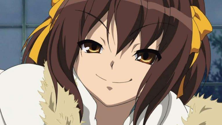 Haruhi Suzumiya Smug Face