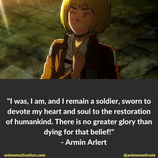 Armin Arlert quotes 8